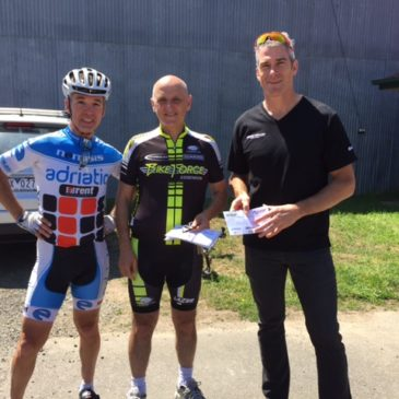 BikeForce Richmond Time Trial Series concludes