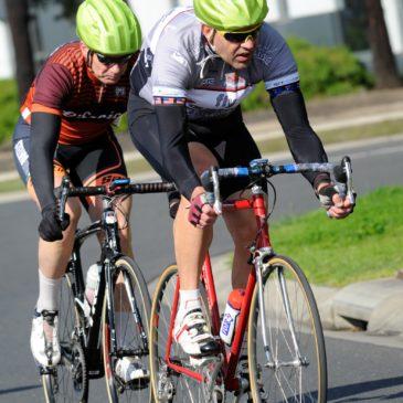 Steel bikes win at NB