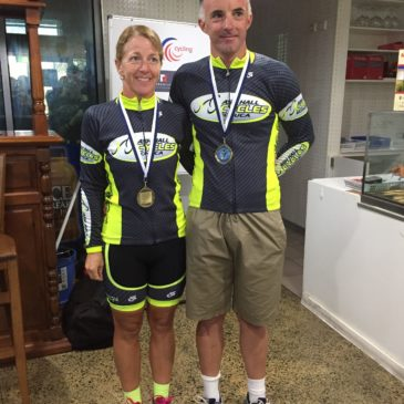 Visitors win VVCC open crits at NB