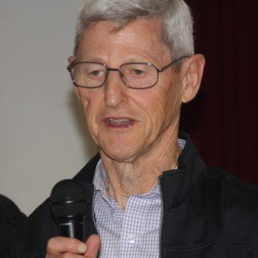 Bruce Logan a life member